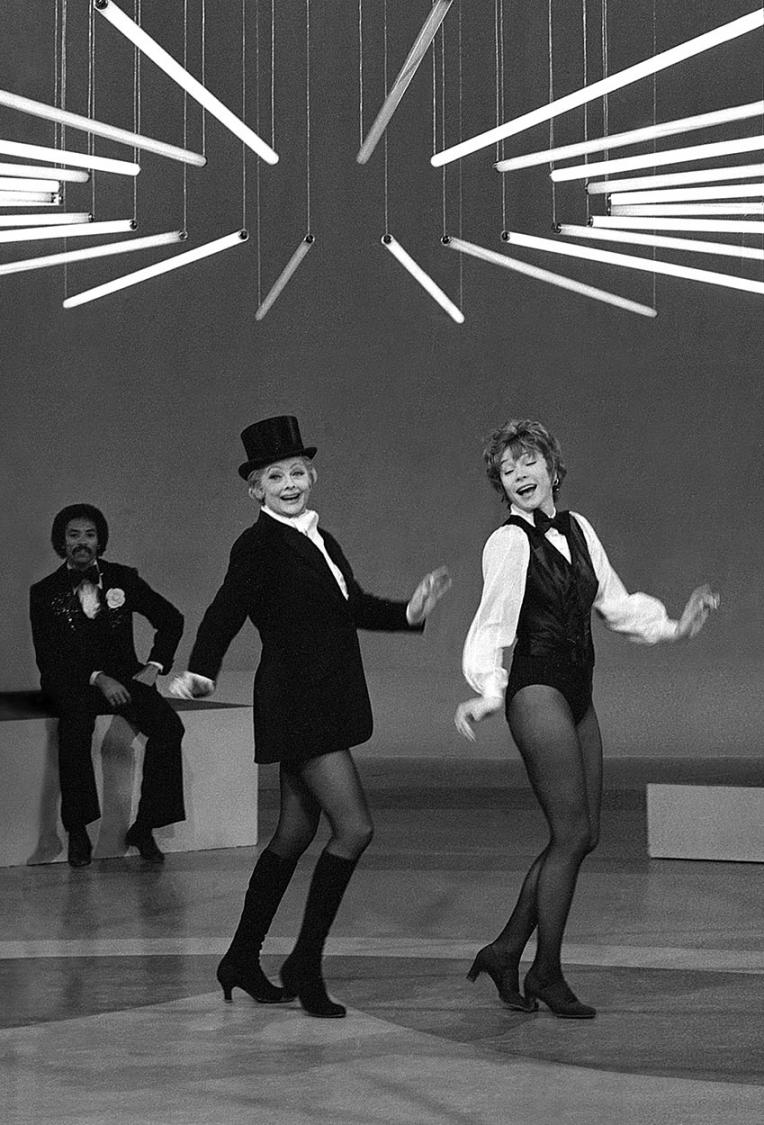Lucille Ball & Shirley MacLaine #7