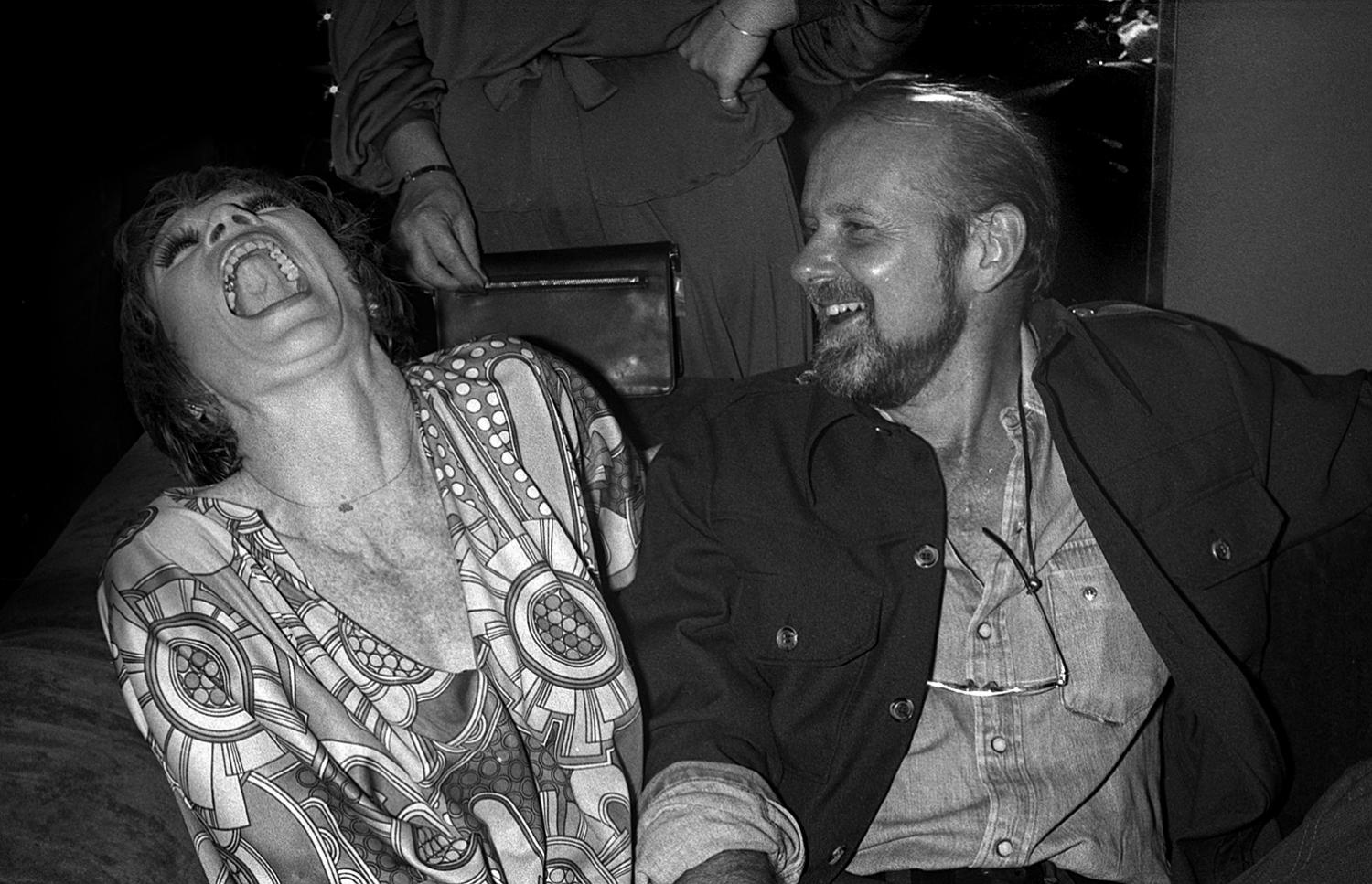 Shirley and Bob Fosse