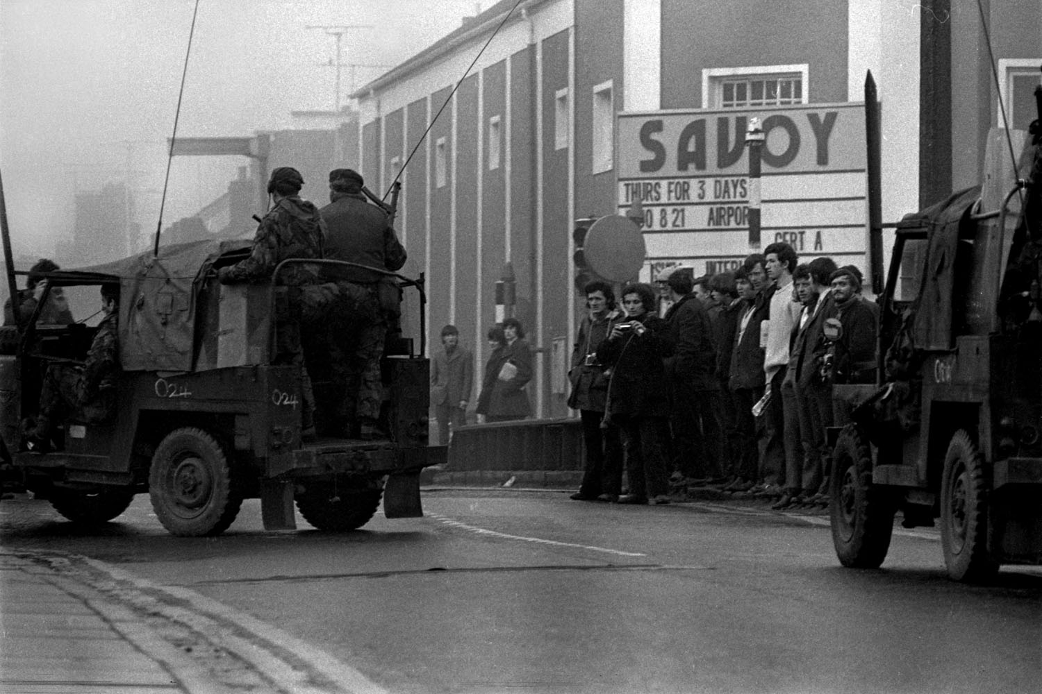 The Troubles 80