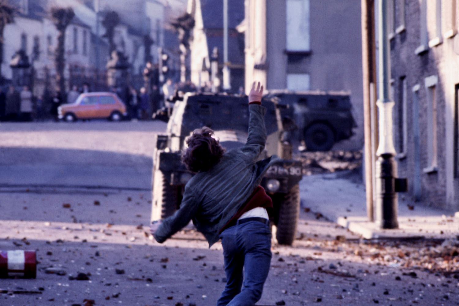 The Troubles 90