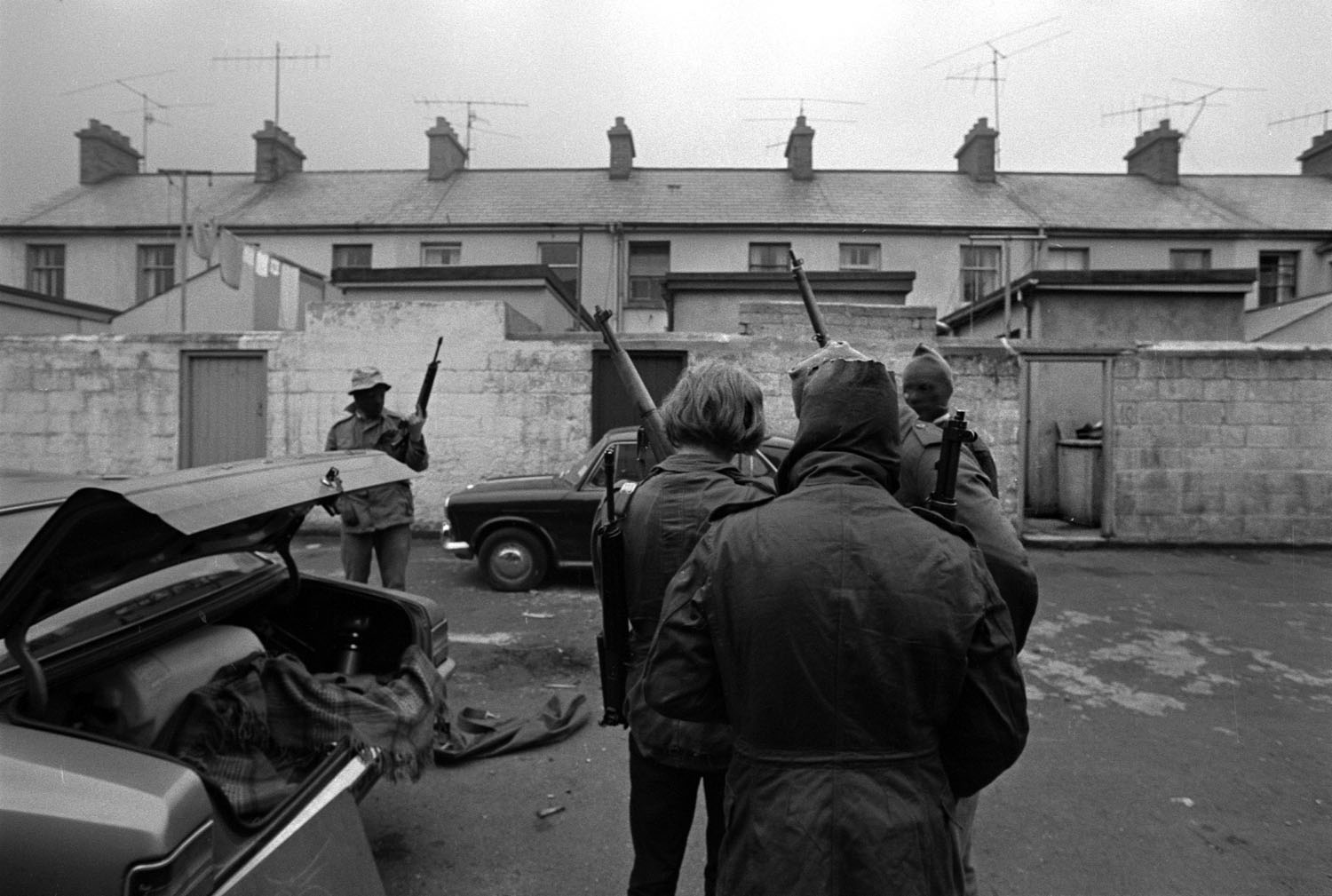 The Troubles 70